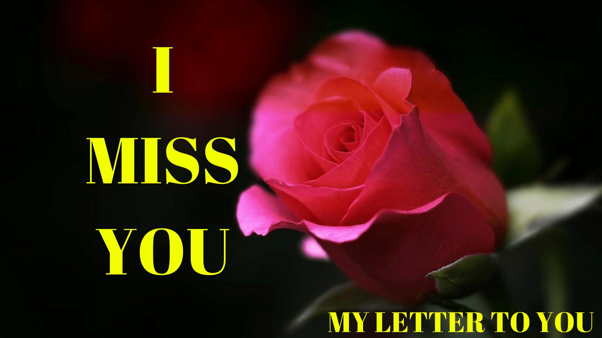 Quotes missing romantic 34 Love